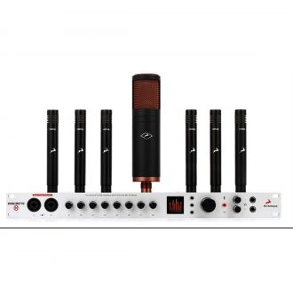 Antelope Discrete 8 Premium Bundle Modeling Microphone System