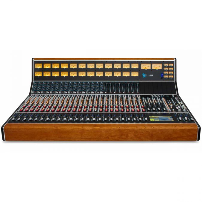 API 2448 Recording and Mixing Console