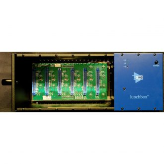 API 5006B 6 – Slot  High Current Lunchbox