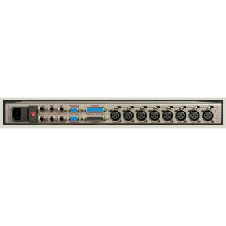 JDK-8MX2 Compact Powerful 8x2x8 Mixer/Mic Pre
