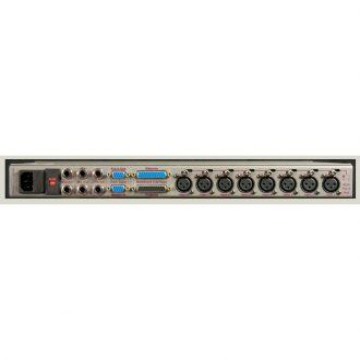 JDK-8MX2 Compact Powerful 8x2x8 Mixer/Mic Pre