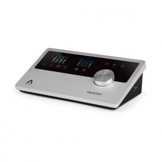 Apogee Quartet Multi-Channel Audio Interface