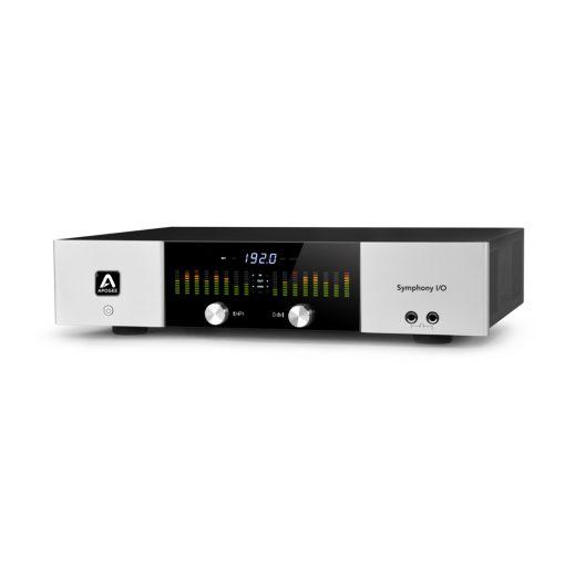 Apogee Symphony I/O Chassis with 8-Analog I/O + 8-AES/Optical I/O + 2-Ch S/PDIF - A8X8 - SIOC-