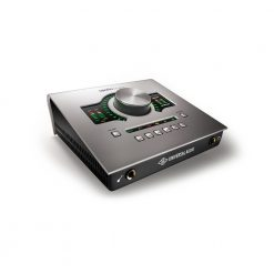 Universal Audio Apollo Twin Interface with UAD Solo Processing