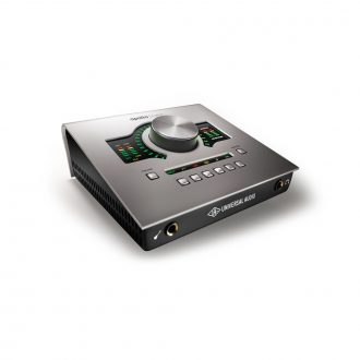 Universal Audio Apollo Twin MKII 2 x 6 Thunderbolt Interface with UAD Solo Processing