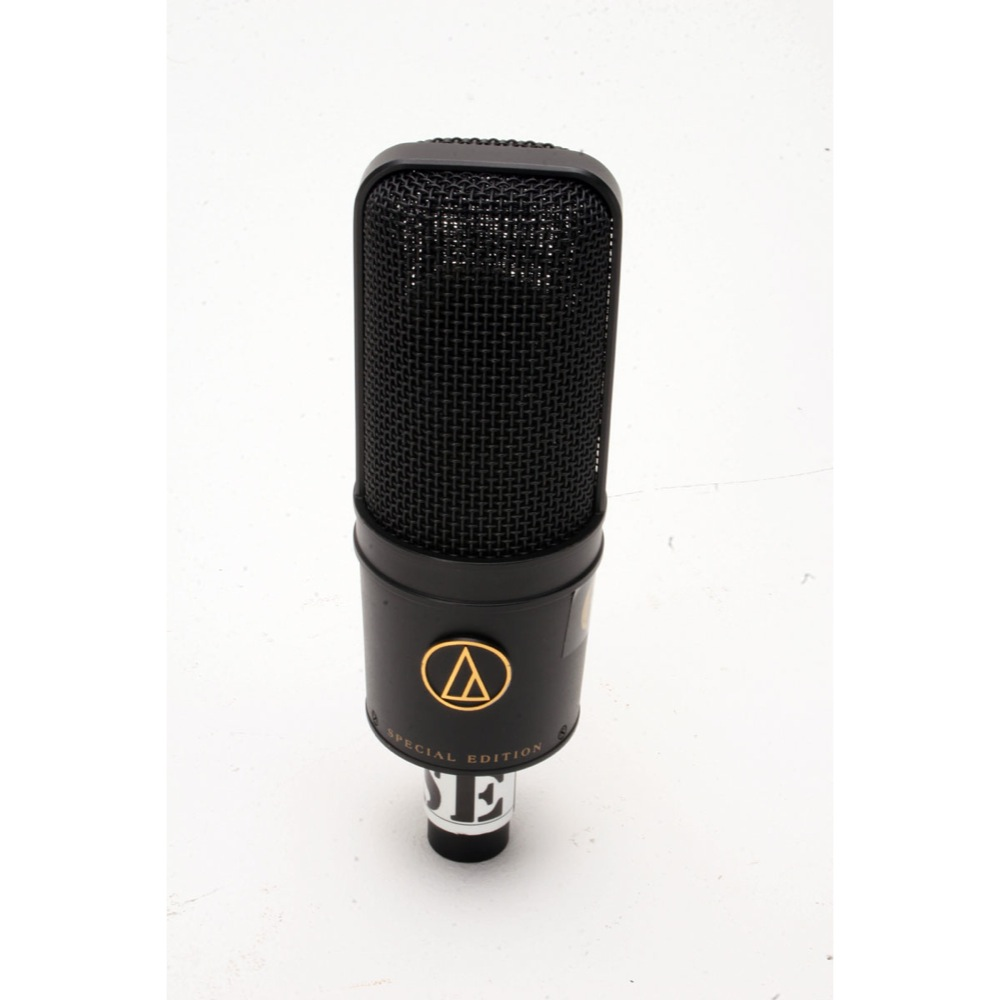 audio technica at4033 se used sonic circus. Black Bedroom Furniture Sets. Home Design Ideas