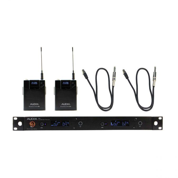 Audix AP62-GUITAR Dual Channel Wireless System