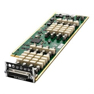 Avid Pro Tools MTRX 8 Channel MIC Line Pristine AD Card