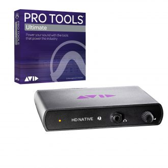 Avid PRO Tools HD Annual Subscription with ILOK