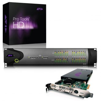 Avid 9900-58671-00 HDX System with HD I/O 16×16 Digital Interface Pro Tools DAW Software