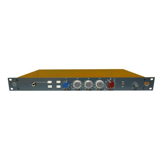BAE 1066D Mic Pre/EQ w/PSU (Blue)