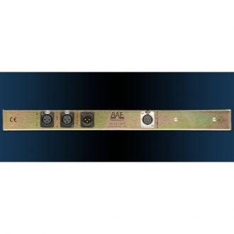 BAE 1073 Mic Pre/EQ w/o Power Supply (Blue)