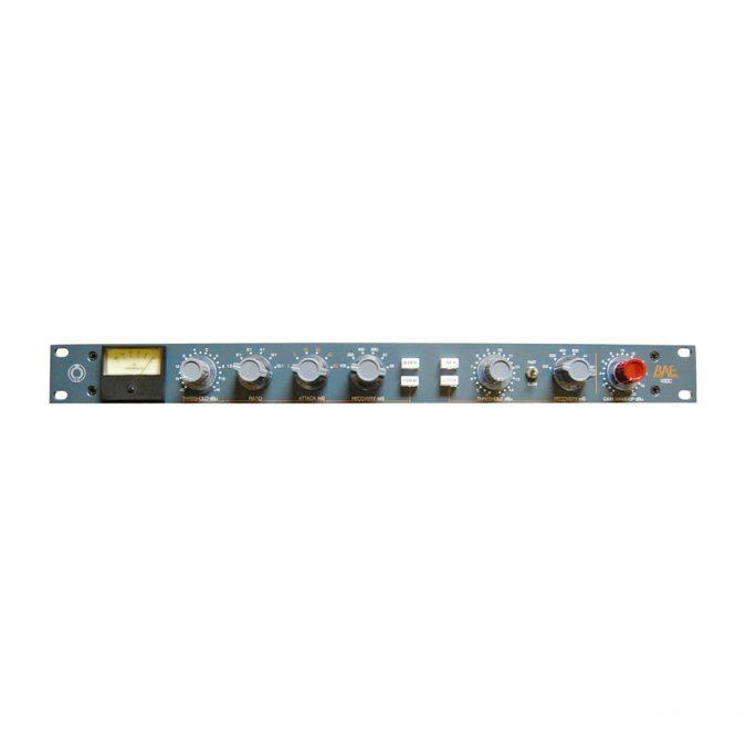 BAE 10DC Compressor / Limiter w/o Power Supply (Discontinued)