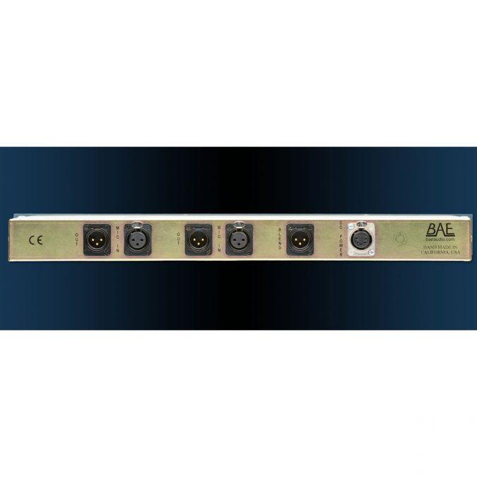 BAE 1073MP Dual Channel Mic Pre/DI (Blue)