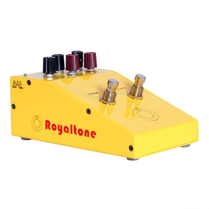 BAE Royaltone Fuzz Pedal