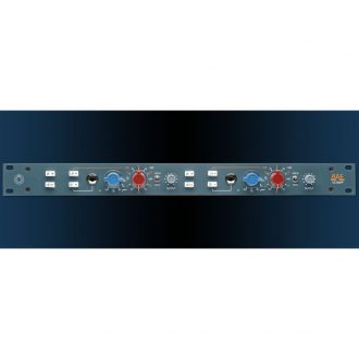 BAE 1073MP Mic Pre/DI w/o Power Supply (Blue)