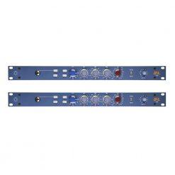 BAE 1023 Mic Pre/EQ (Blue)(Pair)