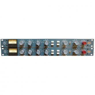 BAE 10DC Stereo Pair Compressor/Limiter w/PSU