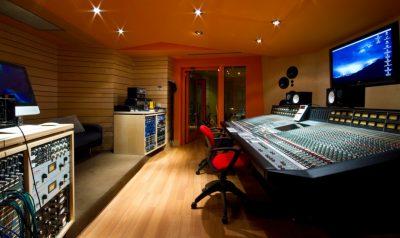 Sonic Circus Studio Design and Consultation