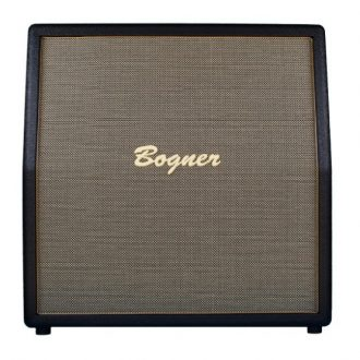 Bogner 412SL Slant and 412ST Straight Cabinets