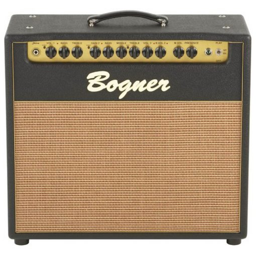 """Bogner Shiva 1x12"""" Closed Ported Combo with Reverb"""