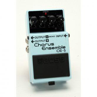 Boss CE-5 Chorus Pedal (Used)