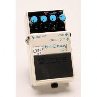 Boss DD-3 Digital Delay Pedal (Used)