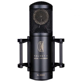 Brauner Valvet X Pure Cardioid Tube Microphone