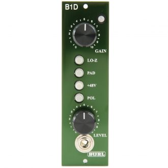 Burl Audio B1D Microphone Preamp