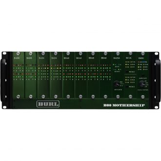 Burl Audio B80 Mothership Interface Chassis