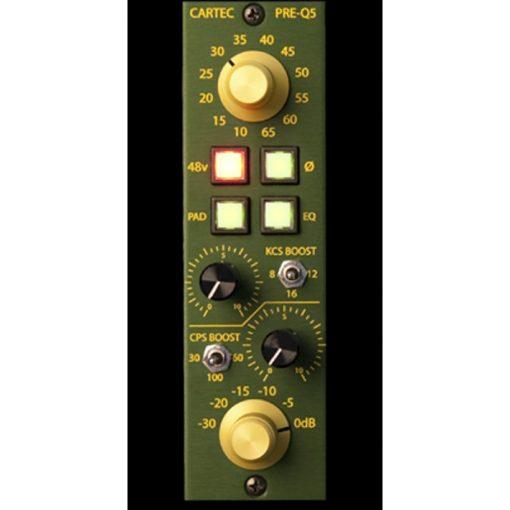 Cartec Audio Pre-Q5