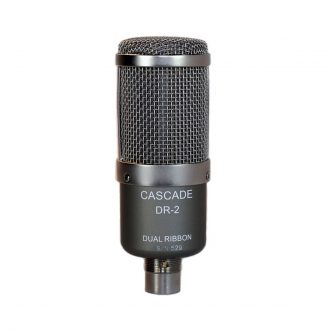 Cascade DR-2 Dual Ribbon Passive Microphone-Single