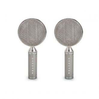 Cascade Fat Head BE Short Ribbon Stereo Pair