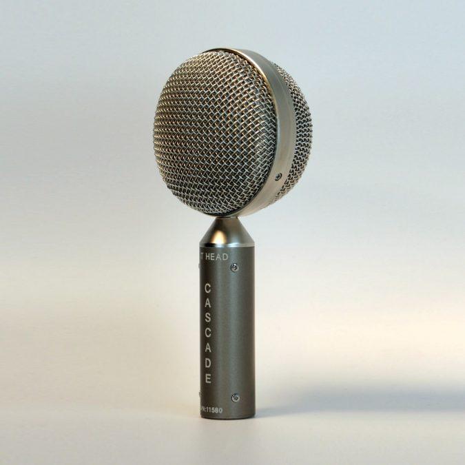 Cascade Fat Head BE Short Ribbon Microphone (Single)