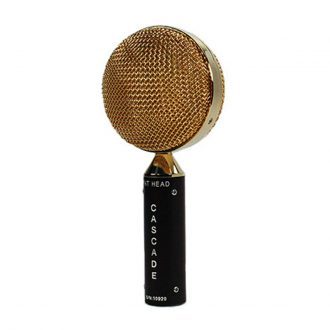 Cascade Fat Head Short Ribbon Microphone