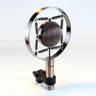 Cascade Knuckle Head Short Ribbon Microphone
