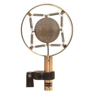 Cascade Knuckle Head Ribbon Microphone
