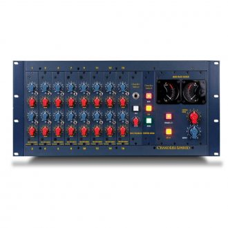 Chandler Limited Mini Rack Mixer - 16 Channels (Requires PSU-2)