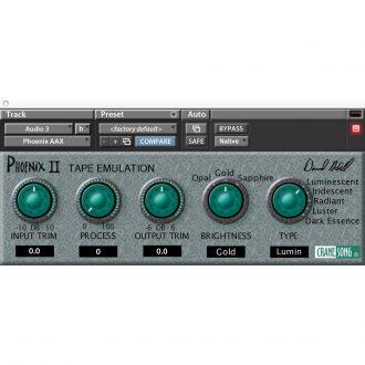 Crane Song Phoenix II  Plug-in for Pro Tools