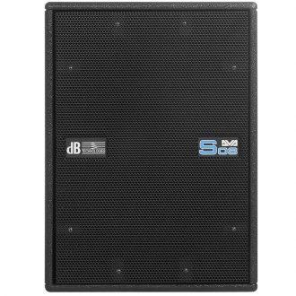dBTechnologies DVA-S08DP Active Bassreflex Subwoofer