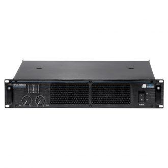 dBTechnologies HPA-2800 Amplifier 2 x 1050 Watt RMS