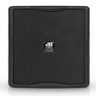 dBtechnologies MINIBOX-L80D 2-Way Active Speaker