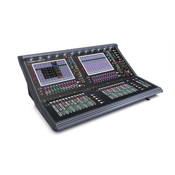DiGiCo SD12 Control Surface