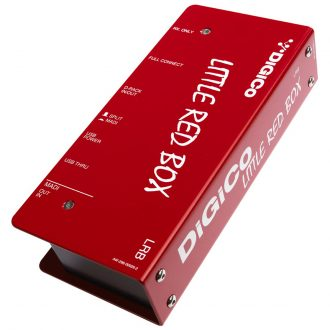 DiGiCo Little Red Box