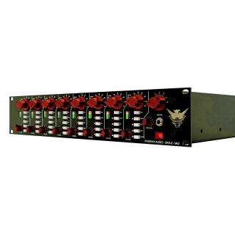 Phoenix Audio DRS-8 Mk2 Class-A Mic Preamp/DI