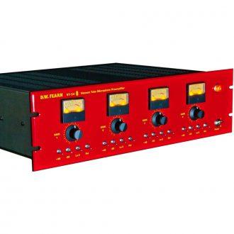 D.W. Fearn VT-24 4-Ch Microphone Preamplifier