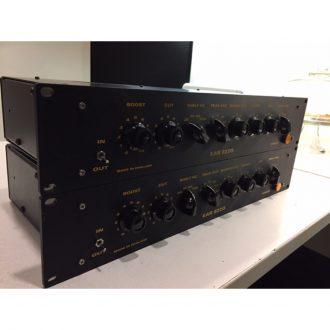 EAR 822 Passive Tube EQ's (Used) Matched Pair
