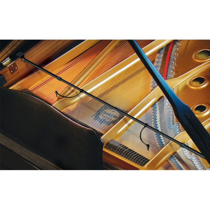 Earthworks PM40T Piano Miking System for Grand Pianos Designed for Touring