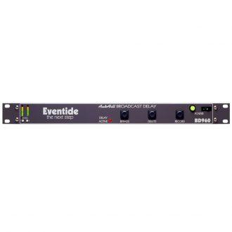 Eventide BD960 Stereo-Unit Broadcast Delay
