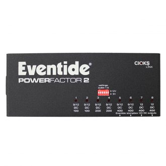 Eventide PowerFactor-2 DC Power Supply